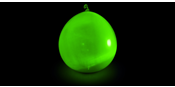 LED Balloons Green