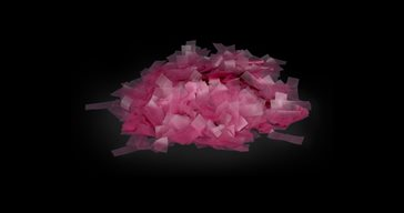 Biodegradable confetti Pink 1 kg